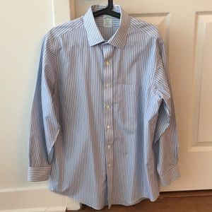 Other - Blue Brooks Brothers shirt